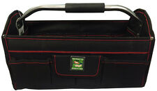 "Fionn MC Cool Large Open Tote Tool bag 16"" Hand & Power Tools Toolbag Case Box"