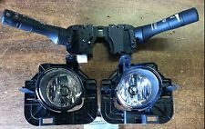 NEW OEM 2008-2009 NISSAN ALTIMA SEDAN FOG LIGHT KIT - AUTO HEADLAMPS ONLY!!