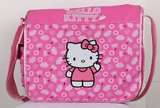 Hello Kitty Cupcake Large Messenger Bag FULL SIZE LARGE MESSENGER SHOULDER BAG