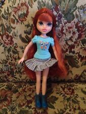 Kellan Doll Moxie Girls Camping Adventurz With Very Long Red Hair & Hiking Boots