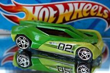 2014 Hot Wheels Race Track Aces Exclusive Split Vision