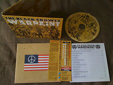 BLACK CROWES / warpaint / JAPAN LTD CD OBI digipack