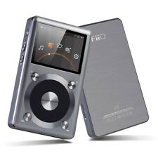 FiiO NEW VERSION X3 X3-II Portable Player for APE FLAC ALAC WMA WAV DSD 2nd Gen