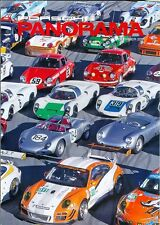 2011 Porsche Panorama Magazine: Porsche Family Portrait at the Rennsport Reunion