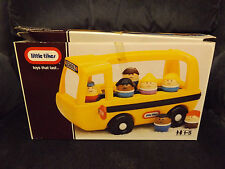 little tikes school bus