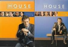DVD: House MD: Season 1 & 2 (Not Rated, 9-Disc,  Widescreen)