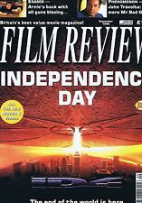 INDEPENDENCE DAY / JOHN TRAVOLTA / SCWARZENEGGER Film Review Sep 1996