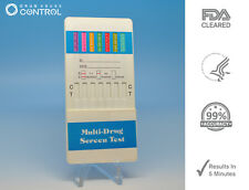 12 Panel Home Drug Testing Kit - Test 12 Drugs - FDA Cleared - Free Shipping!