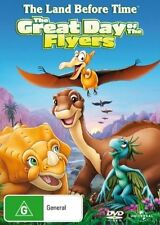 The Land Before Time - The Great Day Of The Flyers : Vol 12 DVD New PAL
