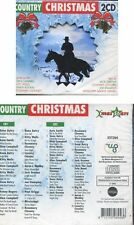 COUNTRY CHRISTMAS (2 CD) Gene Autry, Kenny Rogers, Big Al,... 2003 -NEUF / NEW-