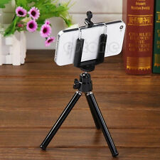 Fashion Novel Cell phone Clip Bracket Holder For Tripod Stand W/ Standard New
