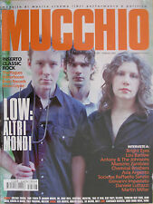 MUCCHIO 607 2005 Low Lou Barlow Bright Eyes Antony Johnsons Chemical Brothers