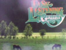 Readers Digest Easy Listening Country audio casssette tapes=4 tapes