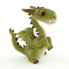 Miniature Garden Mini Dragon Happy TO 4412 Dollhouse //Fairy  Hobbit  Figurine