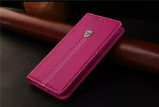 Xundo Wallet Flip Leather Case Cover for Apple iPhone 6 iPhone 6s - Pink