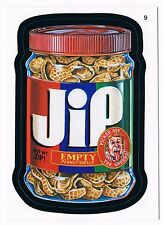 2006 Topps Wacky Packages Series 4 Jip Empty Peanut Shells Trading Card 9 ANS4