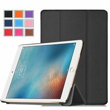 Exact Slender Lightweight Smart-Shell Stand Case for Apple iPad Pro 9.7 Black