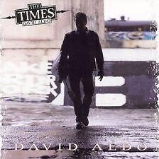 DAVID ALDO-The Times-INSPIRATIONAL-Spiritual-VOCAL-Cd's