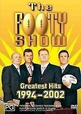 The Footy Show - Greatest Hits 1994-2002 NRL Rugby League (DVD, 2003) Brand new