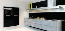 German Mueller Kitchen - Concrete Kitchen Gaggenau/Neff/Bosch Appliances