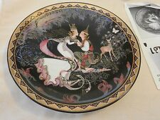 The Betrothal Collectors Plate The Love Story of Siam from Thailand #2427 (H1)
