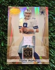 Tony Romo 2008 Leaf Certified GOLD TEAM Game Used Jersey Card #GT3  #D /250