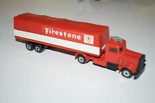 Matchbox Superfast 900 Series - TP-23 Firestone Covered Container Truck