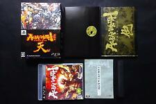 ASURA'S WRATH Art Set TEN LIMITED e-CAPCOM Sony Playstation3 PS3 JAPAN
