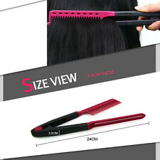 Magic Hair Style Salon Comb Brush Dry Dryer Iron Straight Bouffant Curling Care