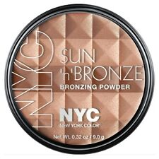 NYC Sun N Bronze Bronzing Powder - Fire Island Tan