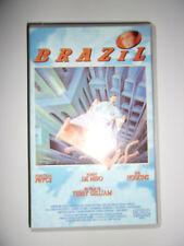 K7 VIDEO VHS BRAZIL DE TERRY GILLIAM / PRYCE - DE NIRO - HOSKINS