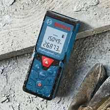 BOSCH 40m/98ft GLM 40 Laser Digital Distance Tape Measure/Pointer Both mm/Inches