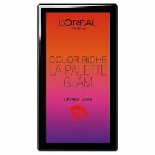 L'Oreal Color Riche la paleta de labios Glam Set