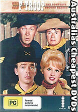 F Troop Second Season DVD NEW, FREE POSTAGE WITHIN AUSTRALIA REGION ALL