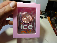 Ice watch silicone (PINK). ORIGINAL with original box NEW
