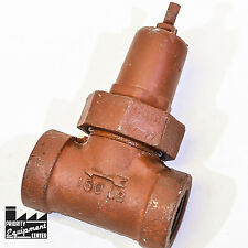 Fisher Controls Relief Valve Type 805 Carbon Steel - Free Shipping!