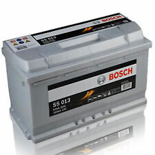 Type 019 S5 013 Bosch Silver Calcium Car Van Battery 12V 100Ah  6Yr Wty
