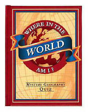 Where in the World am I?: Mystery Geography Puzzles,