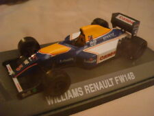 KYOSHO F1 WILLIAMS RENAULT FW14B 1/43 with case and box.