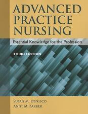 Advanced Practice Nursing Essential Knowledge for the Profession 3rd Edition NEW