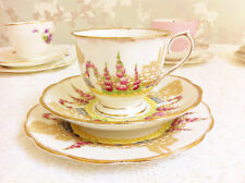 "Royal Albert Bone China Tea Trio "" Greenways"