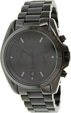 Michael Kors Men's Bradshaw MK5550 Black Stainless-Steel Quartz Watch