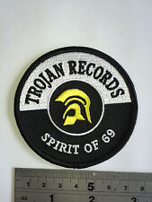 Trojan Records - Spirit of 69 Patch - Embroidered - Iron or Sew On