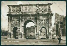Roma Città Arco di Costantino Foto FG cartolina VK2391