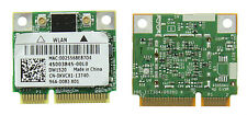 Dell Wireless Wifi Wlan Tarjeta dw1520 bcm943224hms Mini Pci-e A/b/g / n 0kvcx1 g29