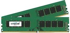 Crucial 16 GB (8 Gb X 2) DDR4 2133 MT/s (PC4-17000) Kit de memoria DIMM 288-Pin