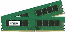 Crucial 16GB (8GB x2) DDR4 2133 PC4-17000 DIMM 288-Pin Memory Kit CT2K8G4DFS8213