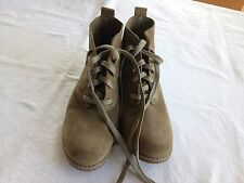 Timberland Earthkeepers Lace Up SuedeShoes Boots, Beige Brown, Size 6M, NWOT!