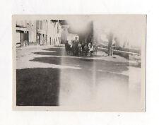 PHOTO Altérée Ratée Erreur Photographique Incidence Lumineuse Rayon Lumière 1930