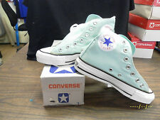 Vintage Converse Chuck Taylor All Star MADE IN THE USA. SIZE 3 pastel green